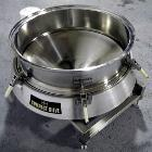 Used- Stainless Steel Russel Compact Sieve, 36