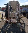 Used- Sweco Screener, Model LS24Y44, stainless steel. 24