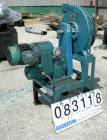 USED: Sweco Turbo Screen Air Classifier, model TS18, aluminum housing. 18