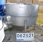Used- Sweco Screener, Model US 48D88-P.O.D., Stainless Steel. 48