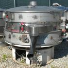Used- Sweco Screener, Model US60S1088-002, 316/304 Stainless Steel. 60