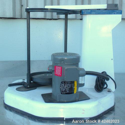 """Used- W.S. Tyler Ro-Tap Testing Sieve Shaker, Model RX29. 8"""" Diameter pans. Driven by a 1/4 hp, 1/60/115/230 volt, 1725 rpm ..."""