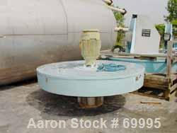 Used- Aqua Aerobio Systems Floating Decanter, 8' Diameter. Unit operates by a cycle of periods consisting of fill, react, se...