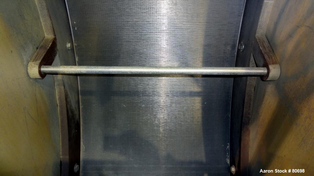 Used- Stainless Steel Dorr Oliver DSM Screener, Model 120