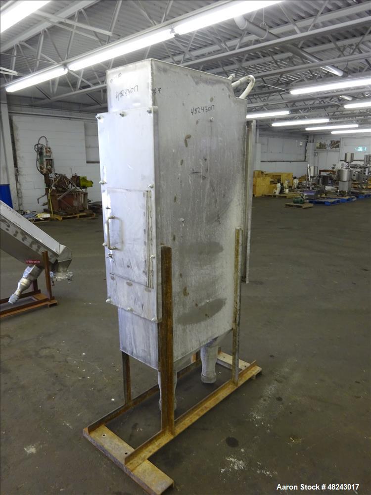 Used- Johnson Screens Vee-Wire DSM Sieve-Bend Screening Unit, 316 Stainless Stee