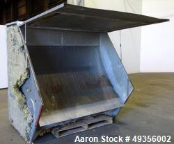 Used- IPEC Screen, 304 Stainless Steel.