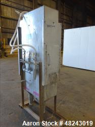 Used- Johnson Screens Vee-Wire DSM Sieve-Bend Screening Unit, 316/304 Stainless
