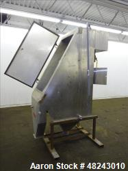 Used- Team Metal Fabricators Sieve-Bend DSM Screening Unit, 304 Stainless Steel