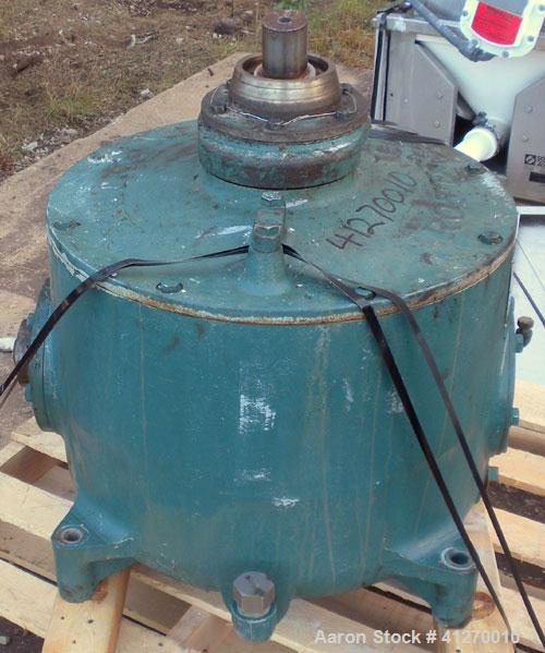 Used- Rotex Gearbox, Model 80