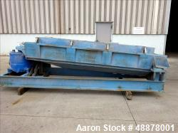 Used- Rotex Screener, Model 803AMS/MS