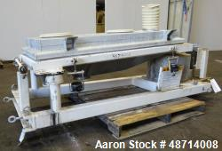 Used- Rotex Style Screener, 304 Stainless Steel.