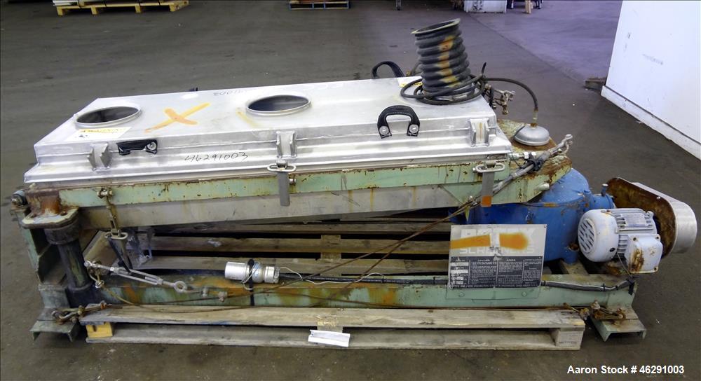 Used- Rotex Screener, Model 242A