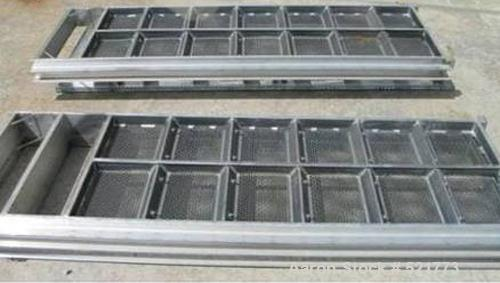 "USED: Rotex screener 30"" x 60"", three deck, model 403A-AL-MS. Aluminum cover and screen frames. Automatic tension. Mild stee..."