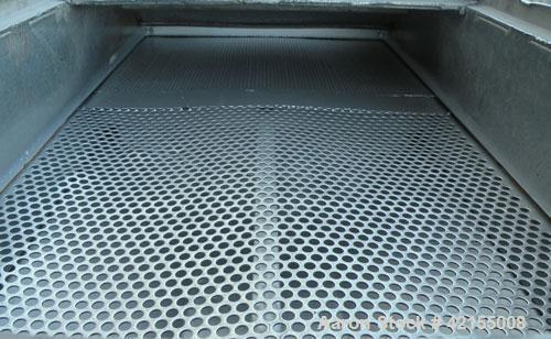 Used- Stainless Steel Screener