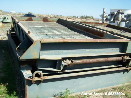 Used- Rotex Screener, Model 722A.