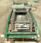 Used- Stainless Steel Derrick Screener, Model K18-96A-2-SDDTE,