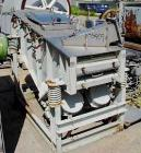 Used- Stainless Steel Jost Screener, Double Deck, 3 Separation