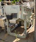 Used- Stainless Steel Jost Screener, Double Deck, 3 Separation