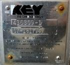 Used- Stainless Steel Key Technology Iso-Flo Fines/Overs Removal Vibratory Shack