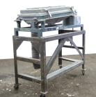 Used- Rotex Screener, Model 11 PS AL/SS, 304 Stainless Steel. 20