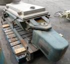 Used- Rotex Screener, Model 12A AL/SS, 316 stainless steel. 20