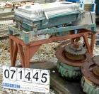 USED- Rotex Screener, Stainless Steel. 20