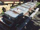 Used- Carbon Steel Rotex Screener