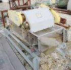 USED:  Smico Rectangular Vibratory Screener, 304 Stainless Steel.  Approximately 21