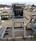 Used-WITTE STAINLESS STEEL 2-DECK CLASSIFIER WITH 10