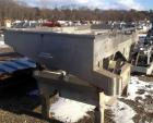 Used-WITTE STAINLESS STEEL 2-DECK CLASSIFIER WITH APPROXIMATELY 48