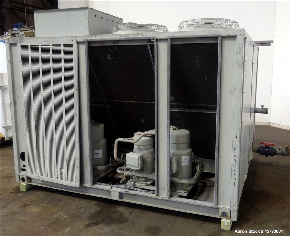 "Used- Witte Vibrating Air-Cooler Classifier System Consisting Of: (1) Witte Screener model 436-D, 36"" Wide x 62"" Long, 304 s..."