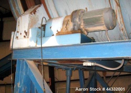 Used-Carbon Steel Trommel Screen,