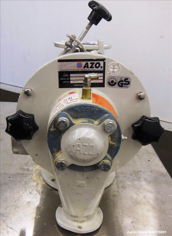 Used- Azo Cyclone Screener, Model E-240-B1