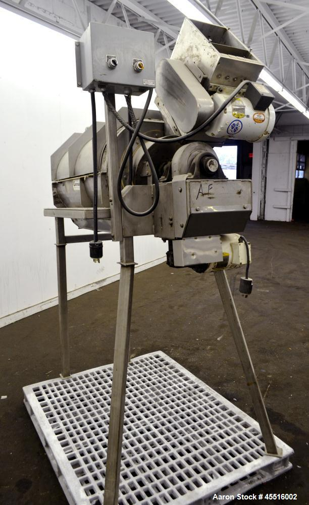 Used- Stainless Steel Commercial Manufacturing & Supply Onion Ring Separator Scr