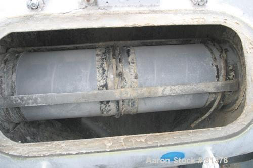 Used- Stainless Steel Kason Centri-Sifter, Model MOB-SS
