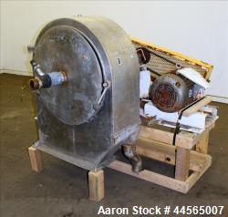 Used- Stianless Steel Centrifugal Starch Sieve