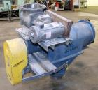 Used- Centrifugal Sifter, 304 Stainless Steel. Approximate 8