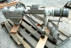 USED- Azo Cyclone Screener, 304 Stainless Steel. Approximate 4