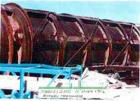 USED: IHC Rotary Trommel Scrubbers 11' diameter X 70' long, screening section with openings up to 3/4