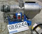 USED: Kason Centri-Sifter, 316 stainless steel. Approximate 12