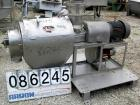 USED- Kason Centri-Sifter, 316 Stainless Steel. Approximate 12