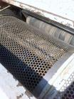 Used-Law-Marot Rotary Drum Screen, Scalper Model S3-25.  Bolted housing assembly with 3 screen sections, 120