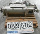 Used- Rotary Sifter, 321 Stainless Steel. Approximate 8