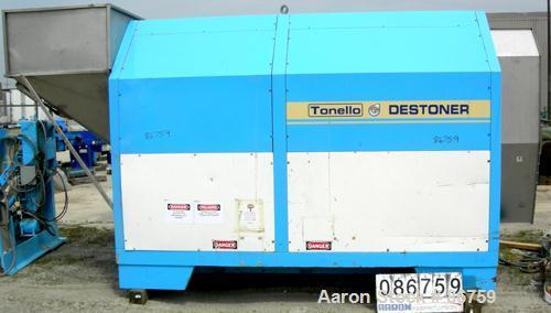 Used: Tonello Destoner Separator