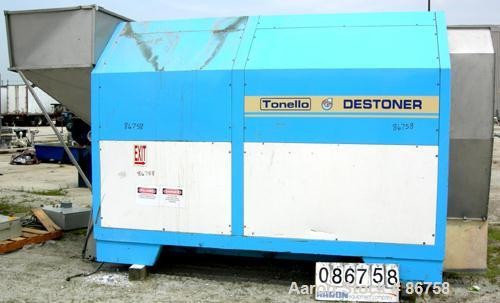 Used: Tonello Destoner Separator