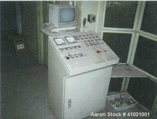 "Used-Erdwich H500 Shear Shredder. New 1994. Cutting zone 2000 mm x 1100 mm (79"" x 43""), 170 kW (228 hp) total power, include..."