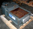 Unused-UNUSED: SSI twin shaft rotary shear shredder, model 500E, carbon steel. (2) rows of 16 intermeshing cutters. 18