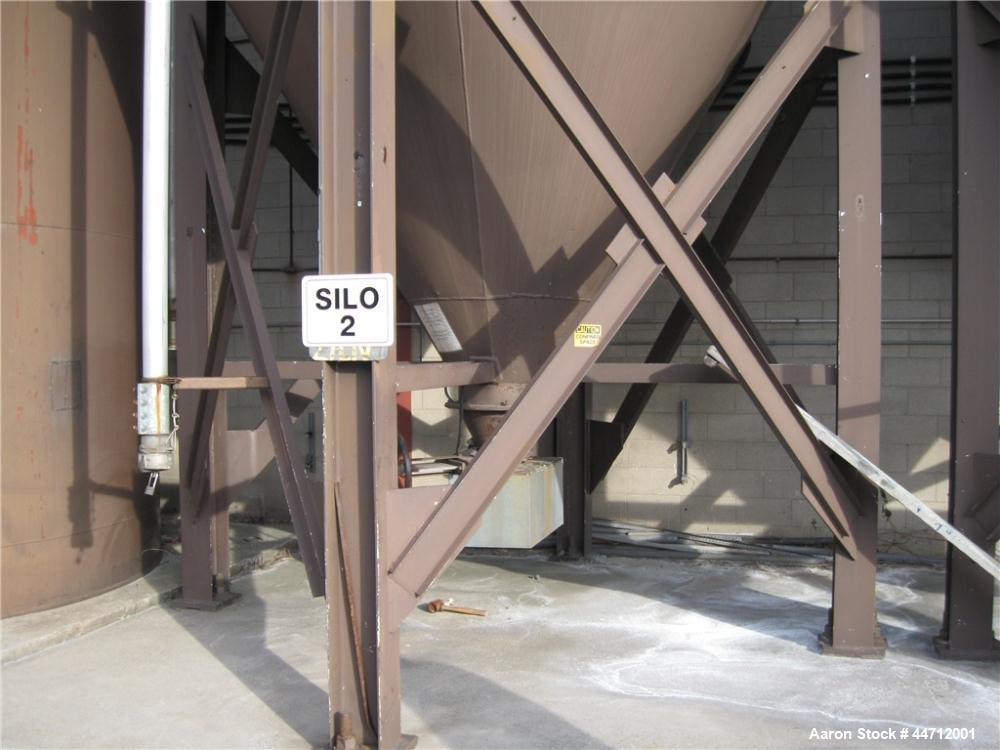 Used-Carbon Steel Silo