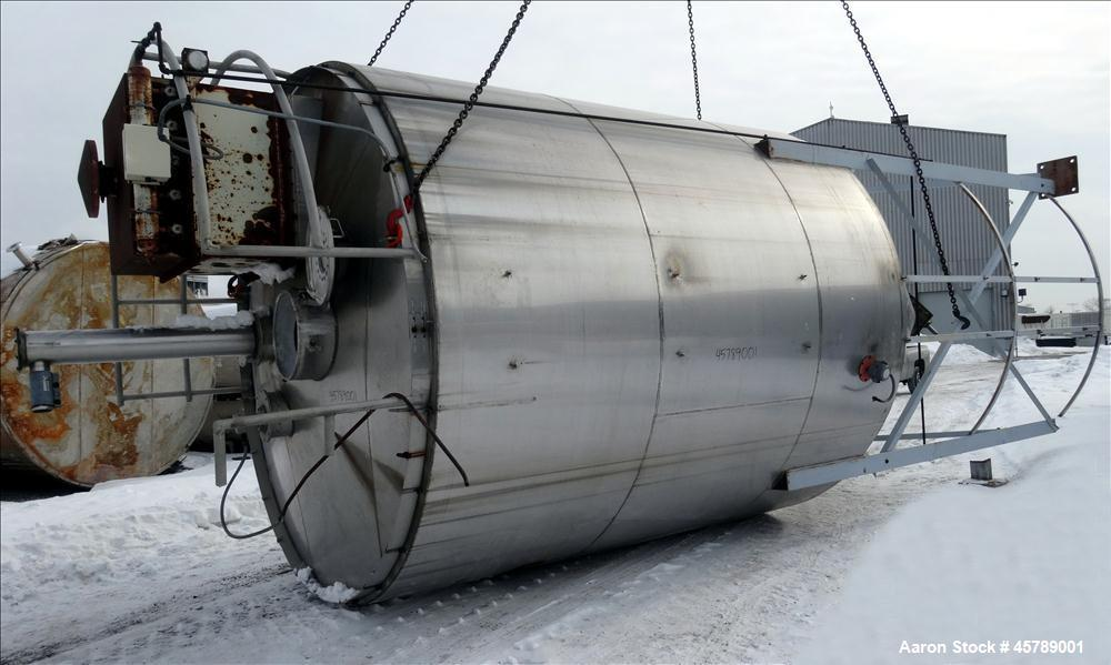 Used- Silo, Approximately 11,200 Gallons