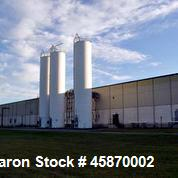 Used- Imperial Industries Inc., Vertical Steel Silo